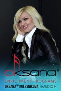 Oksana Enrichment Black