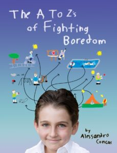A to Z of Fighting Boredom by Alessandro Concas