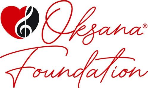 Oksana Foundation Logo two line
